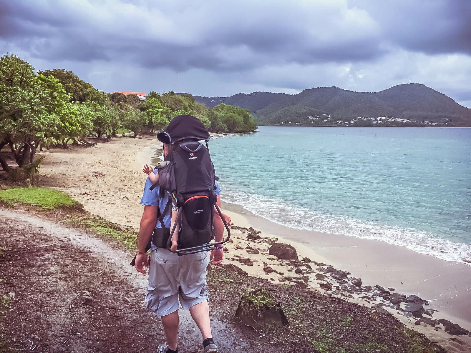 Nos conseils pour voyager avec bébé