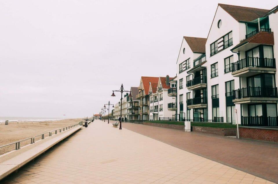De Haan, un week end sur la côte belge
