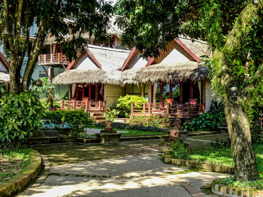 logement laos