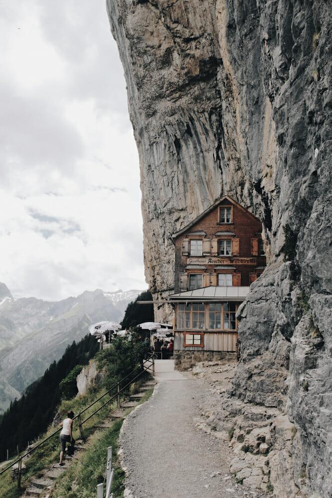maison montagne