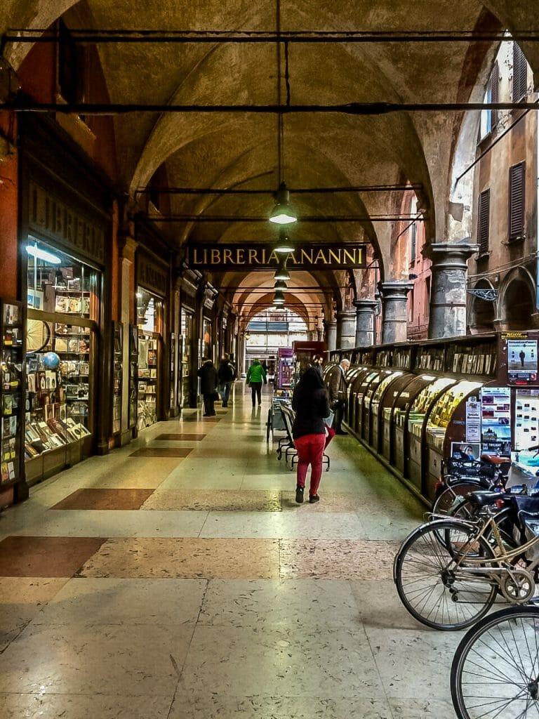 arcades bologne