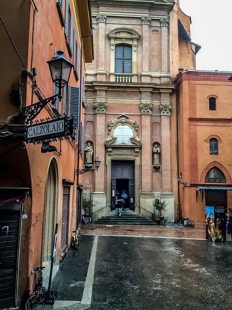 monument Bologne