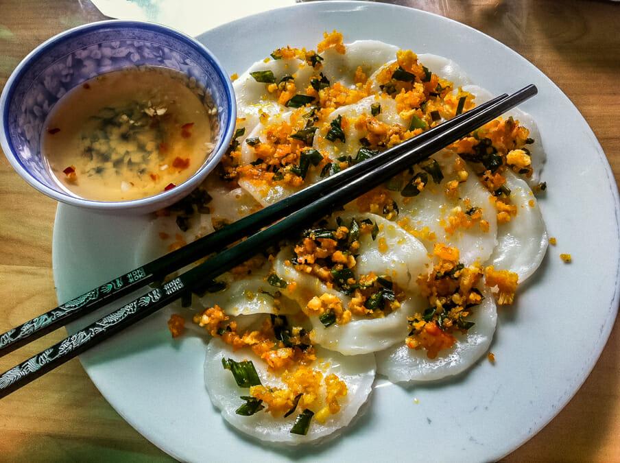 ravioli vietnam white rose