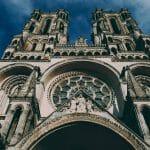 facade cathédrale Laon