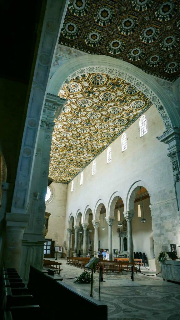 Cathédrale Otrante pouilles