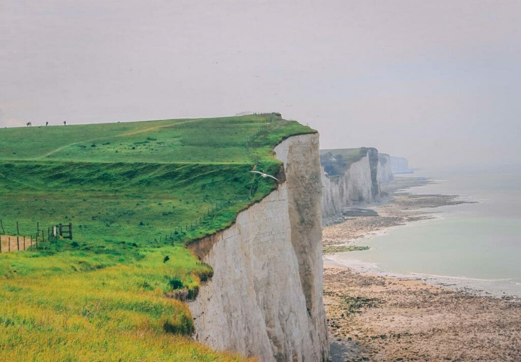 falaise ault sentier littoral