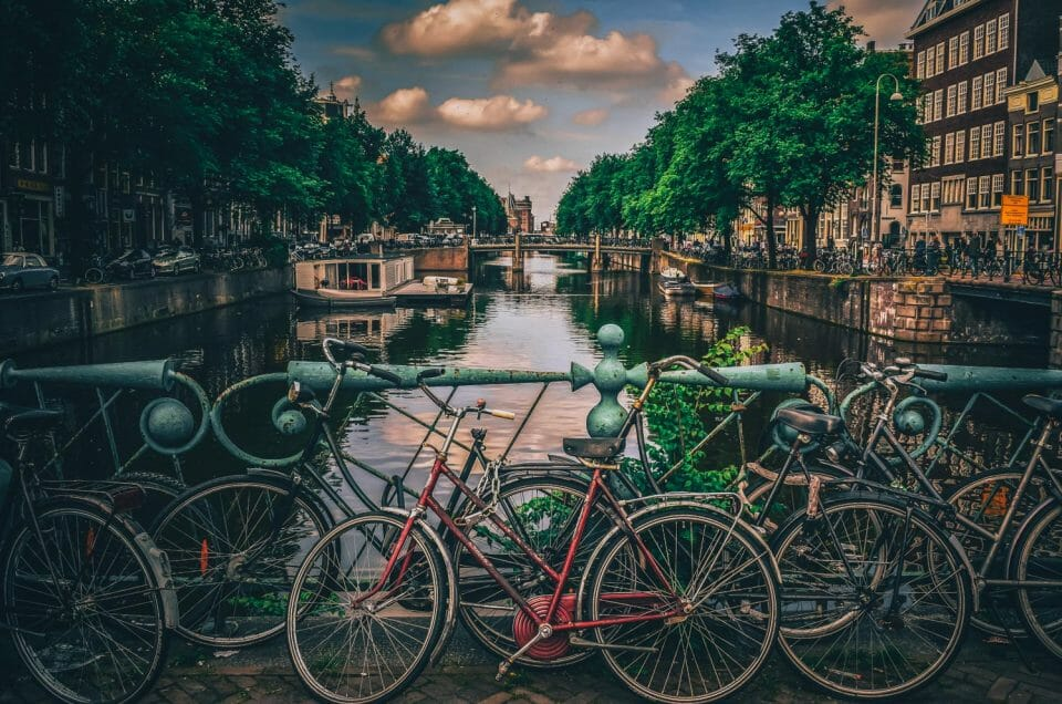 Visiter AMSTERDAM en 3 jours