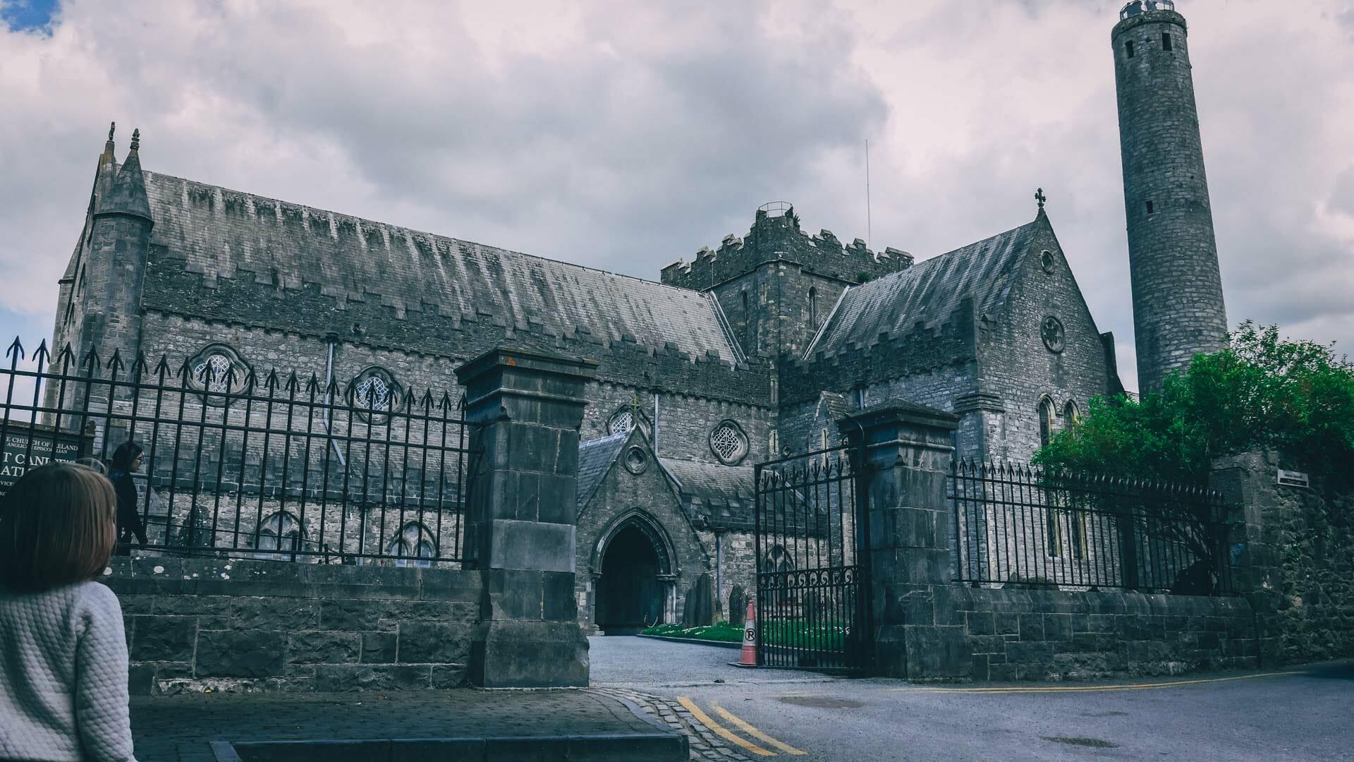 visiter cathédrale kilkenny