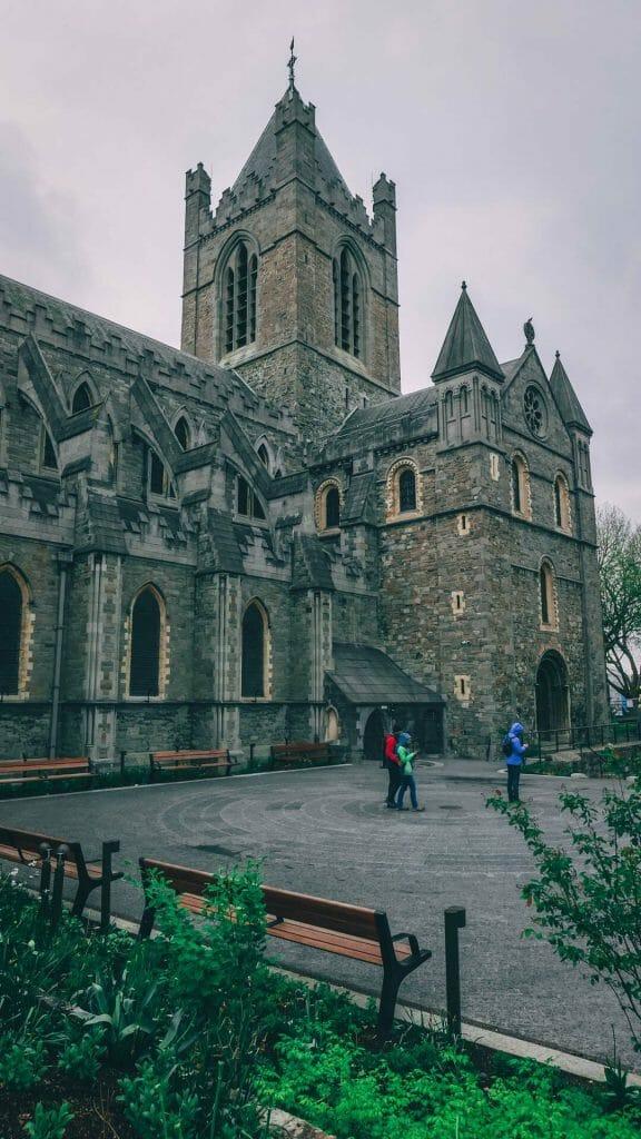 la Cathédrale St Patrick