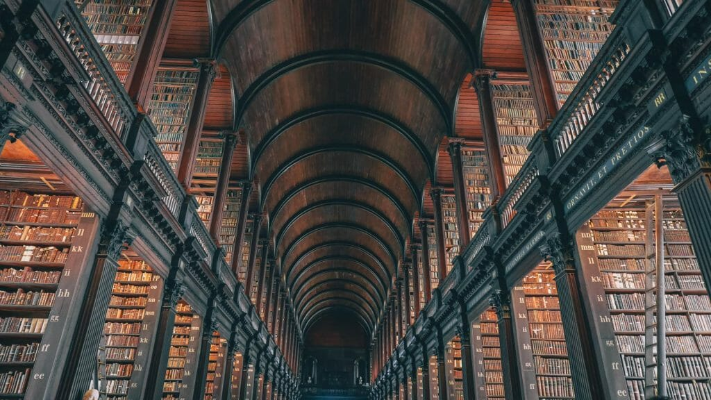 Old Library dublin