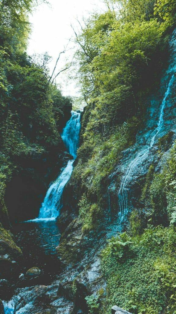 cascade de Glenariff