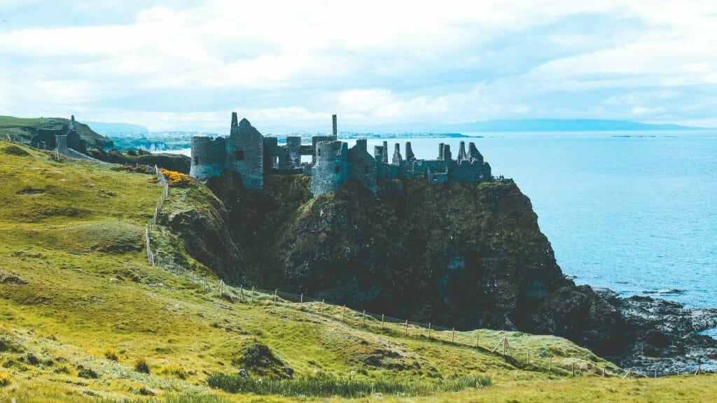 château de Dunluce