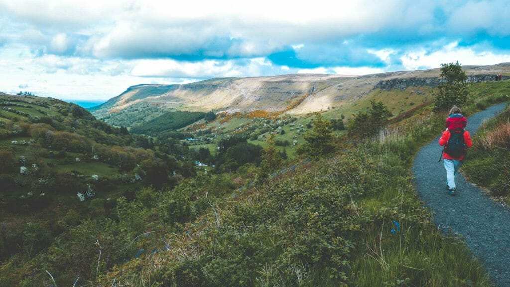 la Forêt de Glenariff