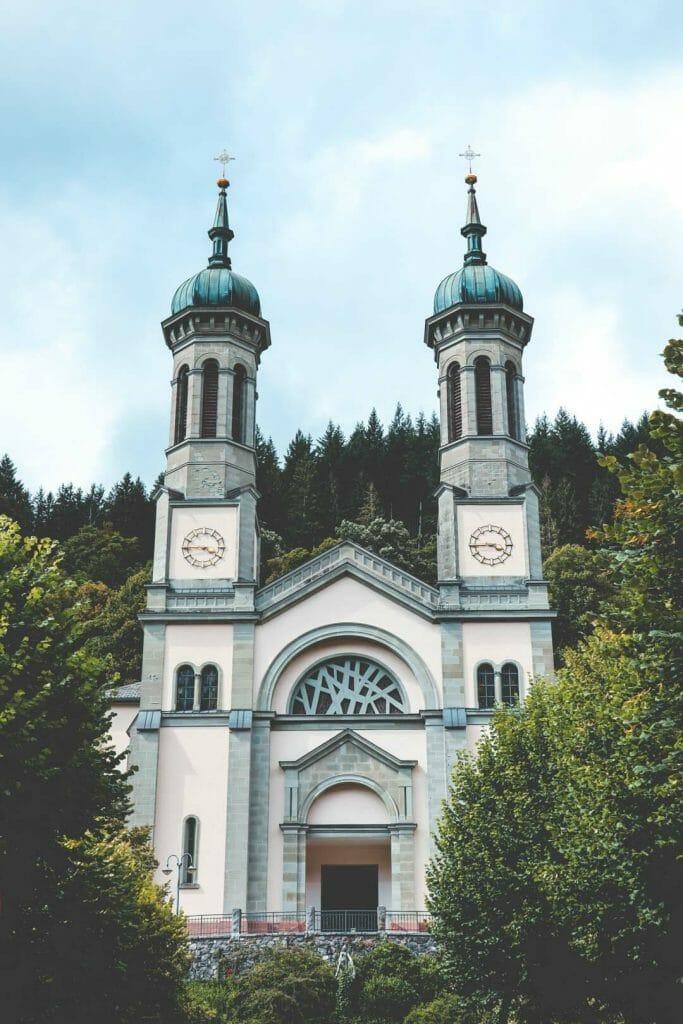 église Todtnau