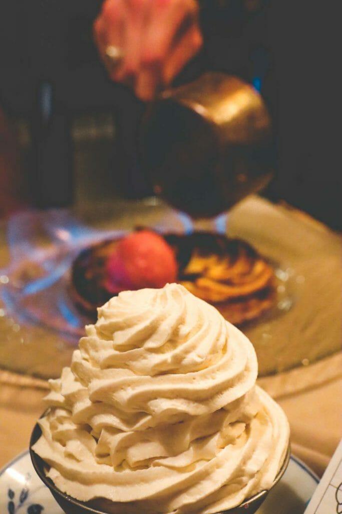dessert restaurant Vertugadin