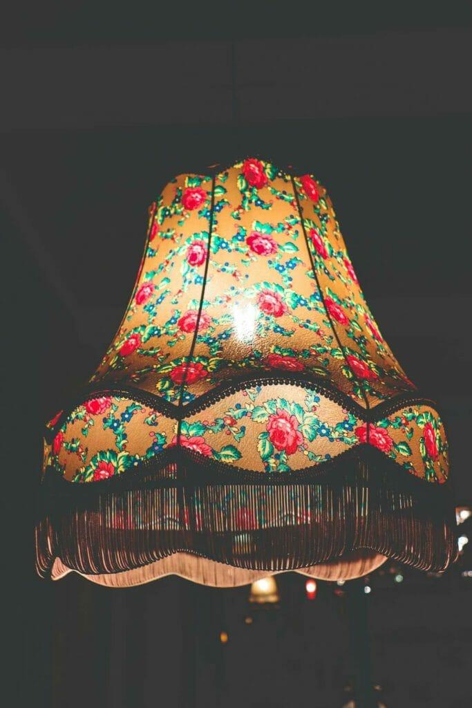 lampes restaurant Vertugadin