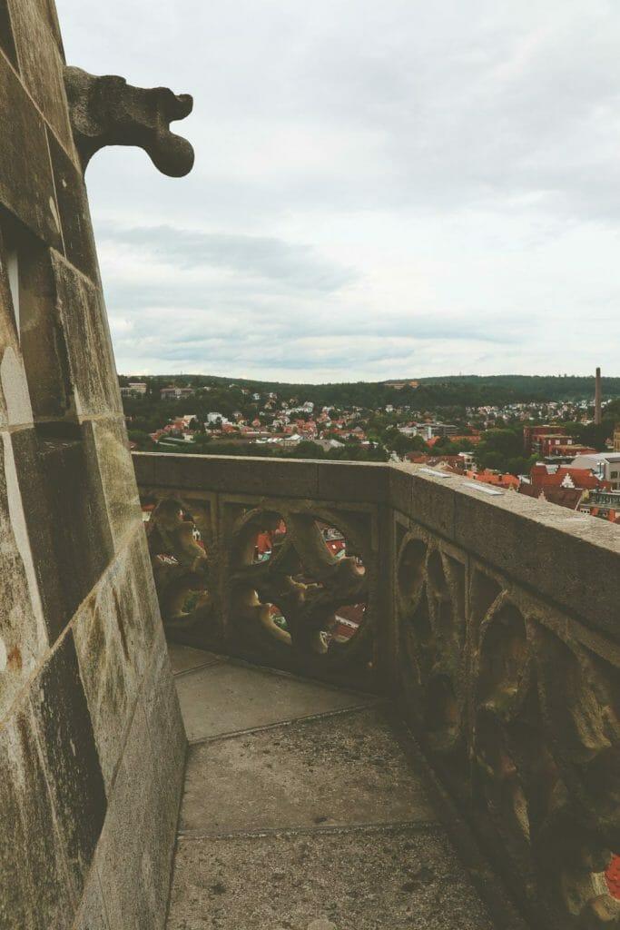 église Tubingen