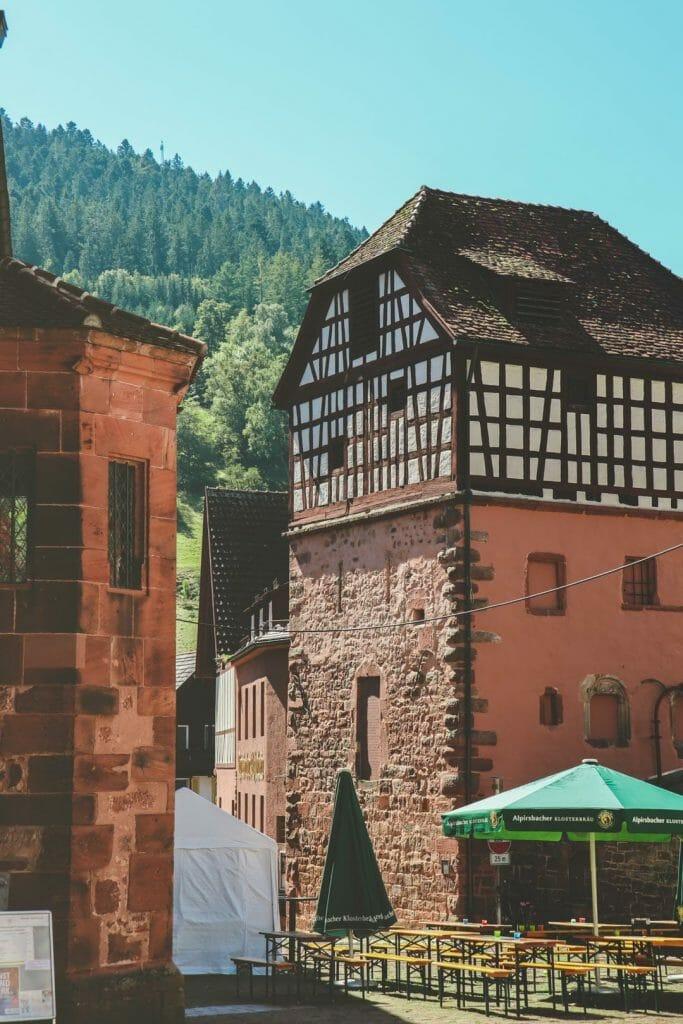 maison Alpirsbach