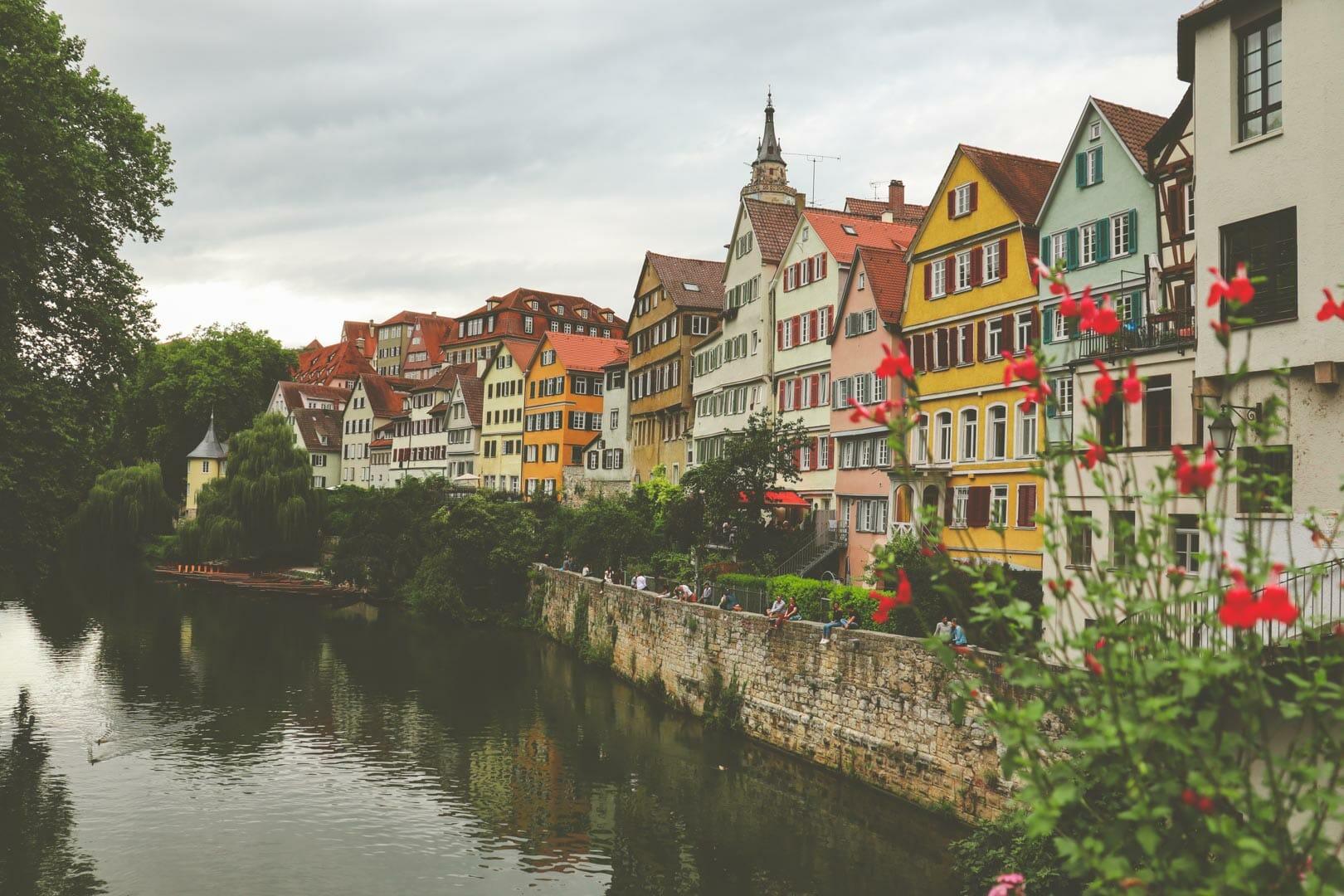visiter Tübingen