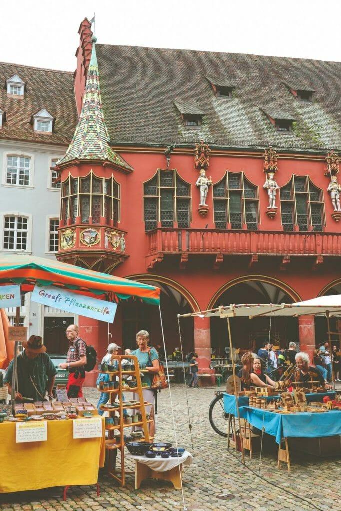 place marché fribourg