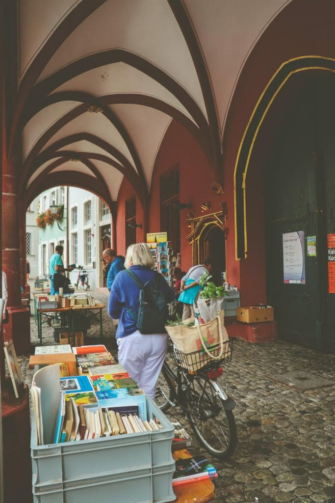 marché place fribourg