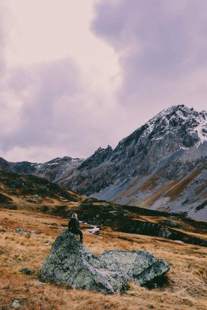 randonnée lac des cerces