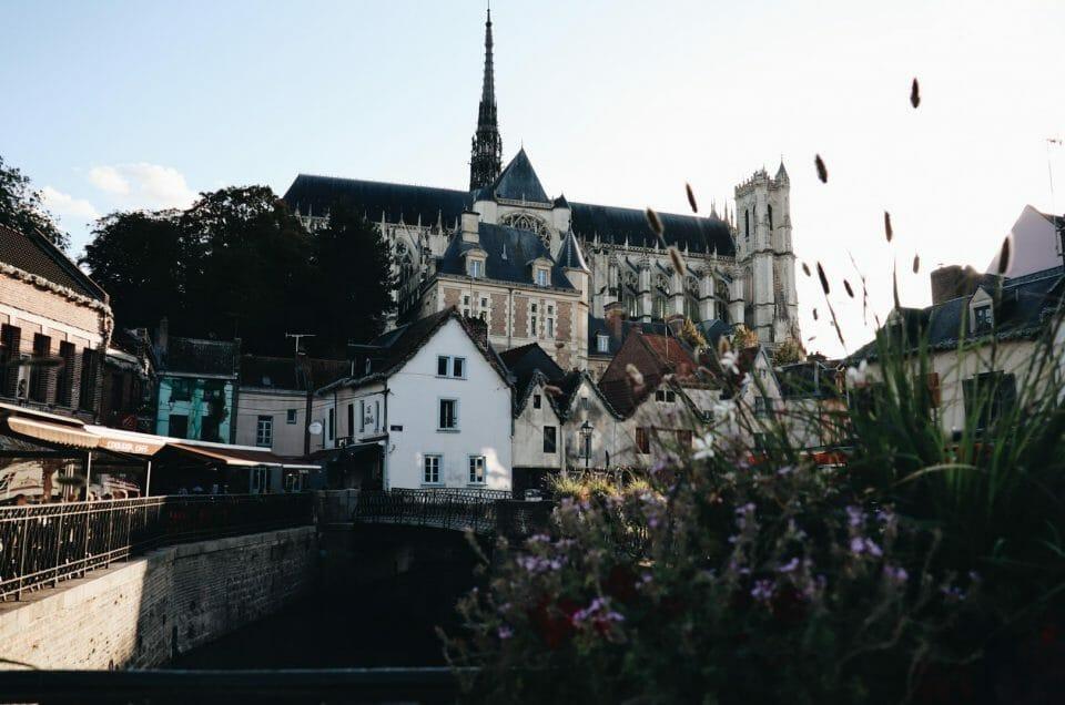 Visiter Amiens et marcher sur les pas de Jules Verne