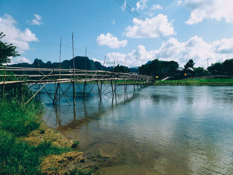 road trip nord laos