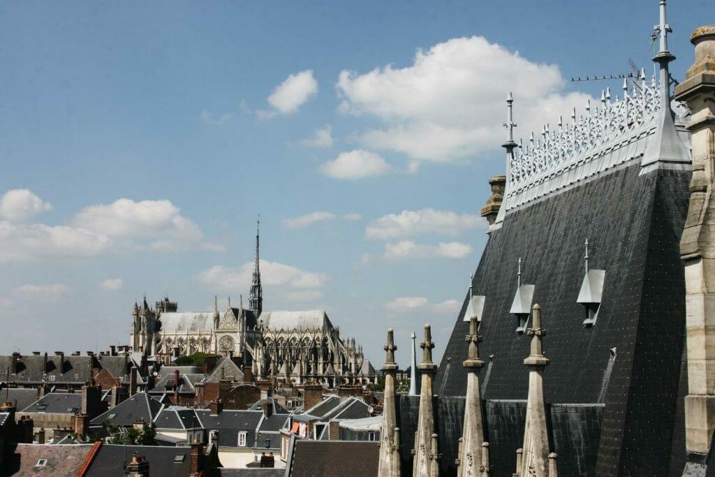 cathédrale amiens visite 800 ans