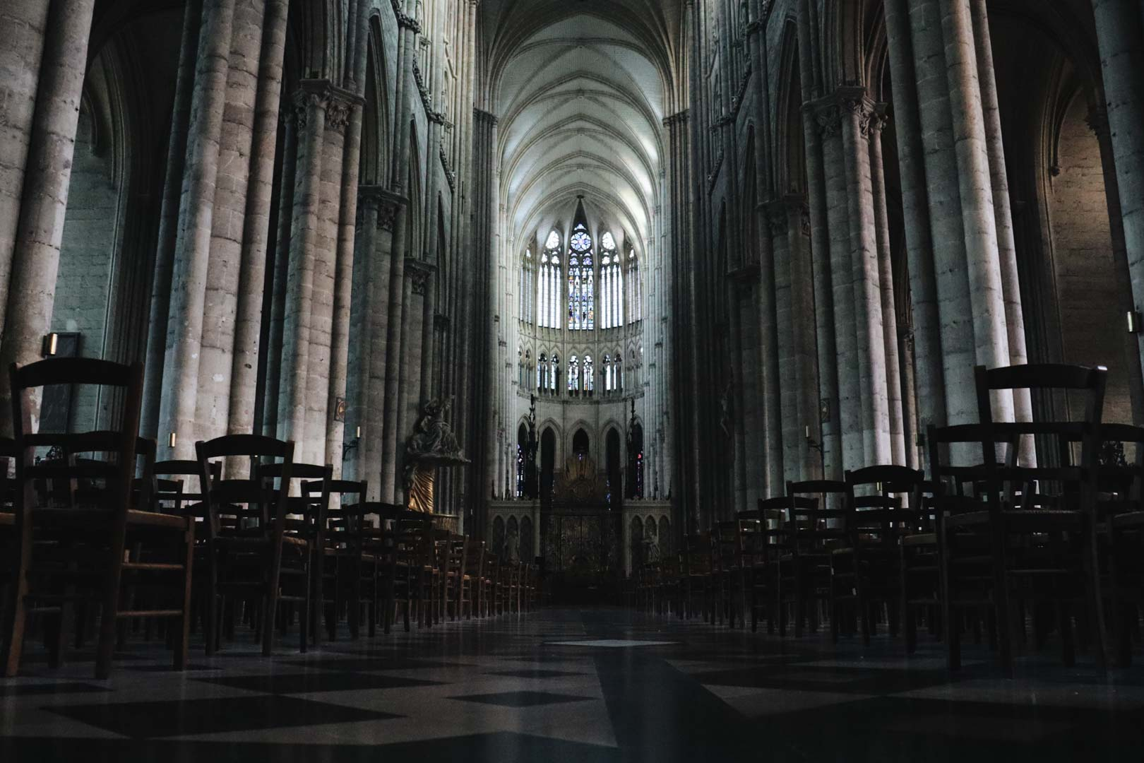 visiter amiens cathédrale