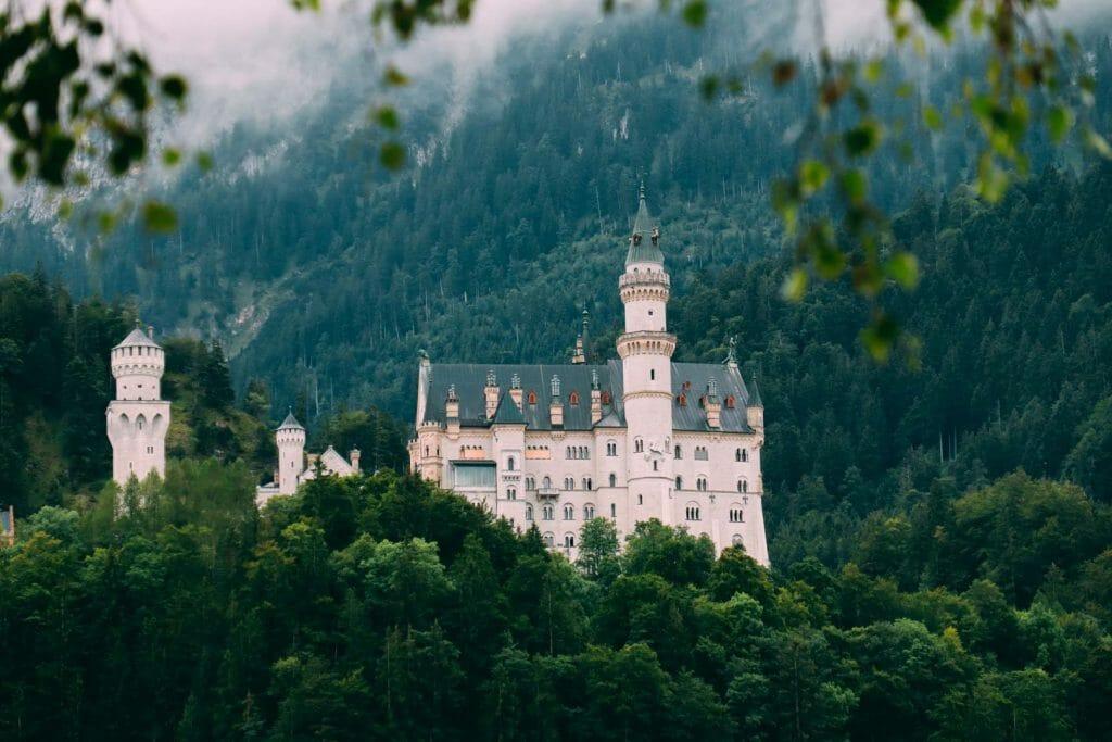 visiter Château de Neuschwanstein