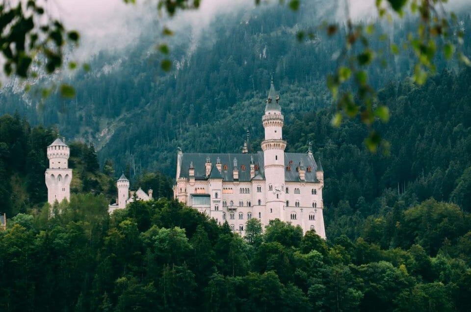 Road trip en Bavière, de la campagne bavaroise au Château de Neuschwanstein