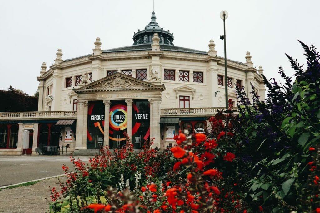 facade cirque amiens