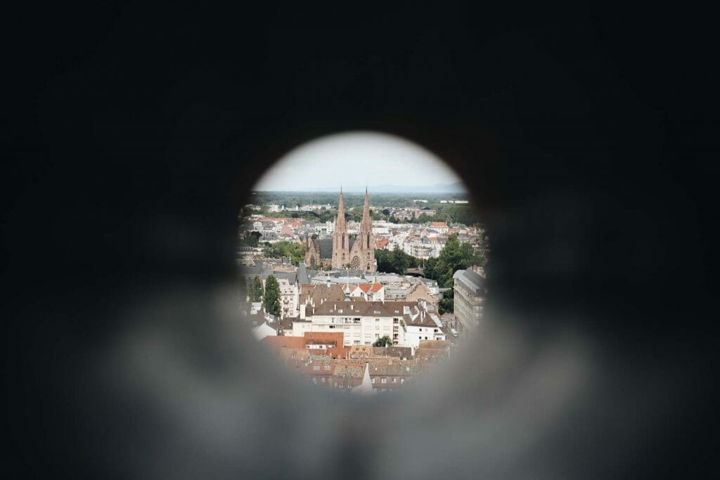 eglise saint paul Strasbourg