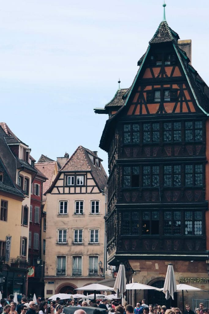 place cathédrale strasbourg
