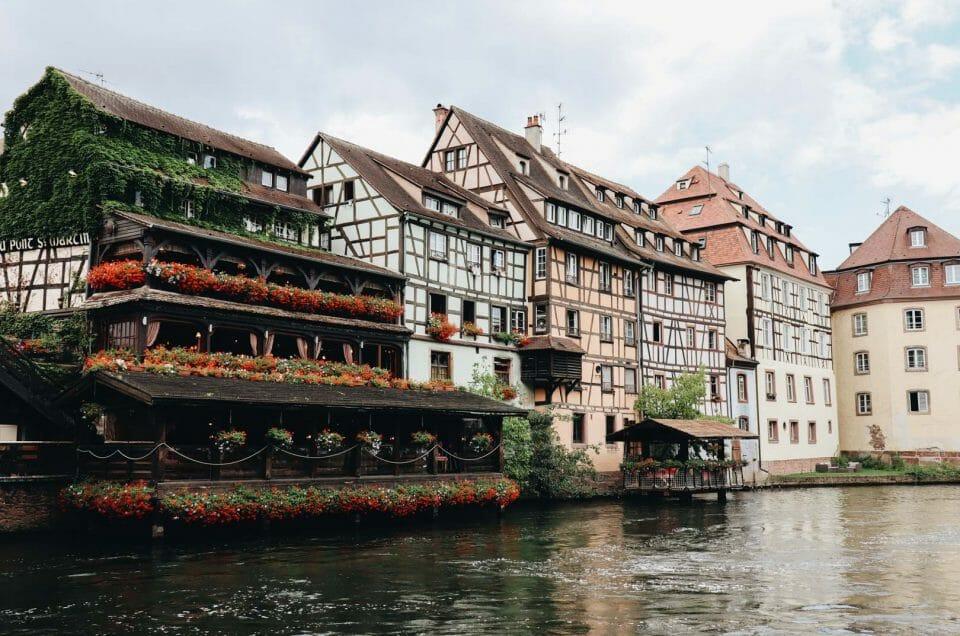 Un week end de 2 jours à Strasbourg