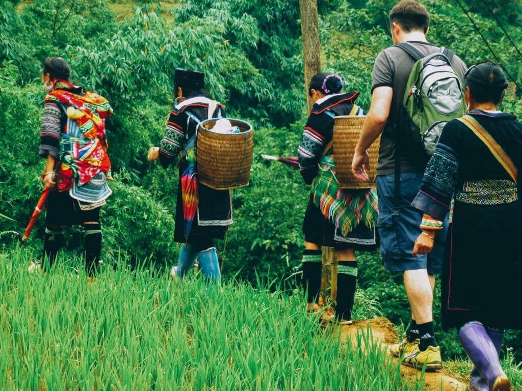 road trip nord vietnam