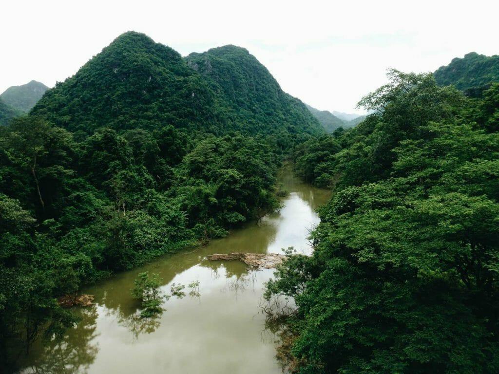 Phong Nhake Bang parc national