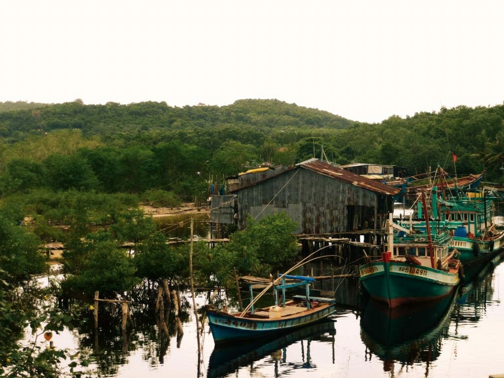 port de peche Phu Quoc