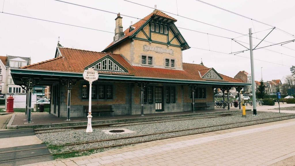 gare De Haan
