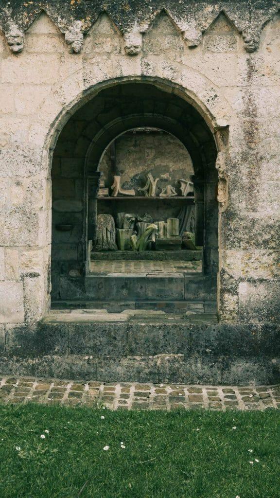 Chapelle des Templiers Laon