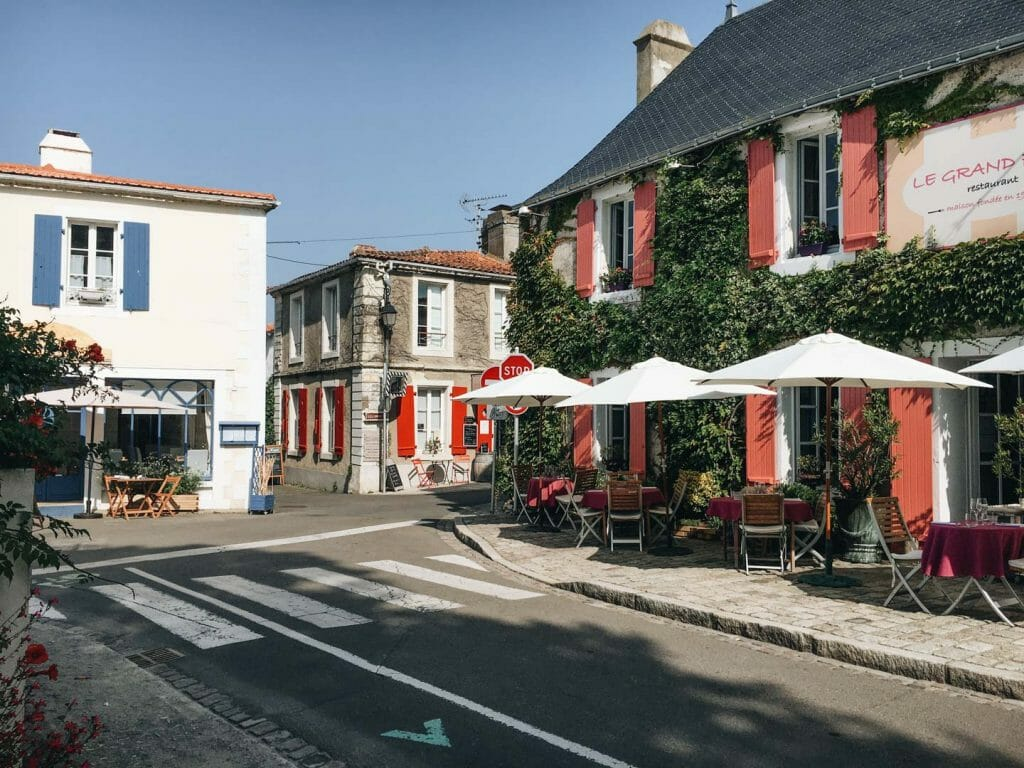 centre ville noirmoutier