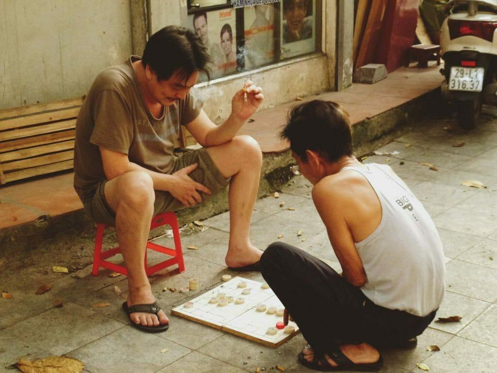 habitant hanoi vietnam