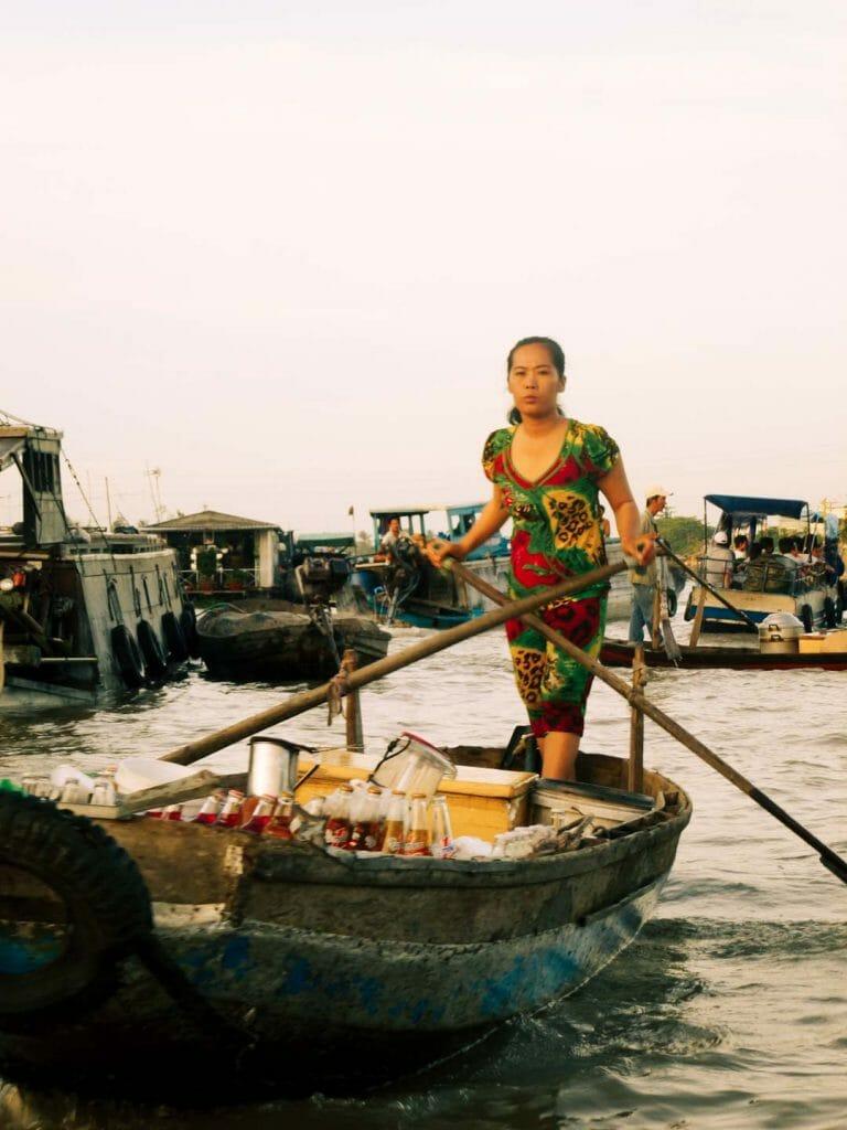 marché delta mékong