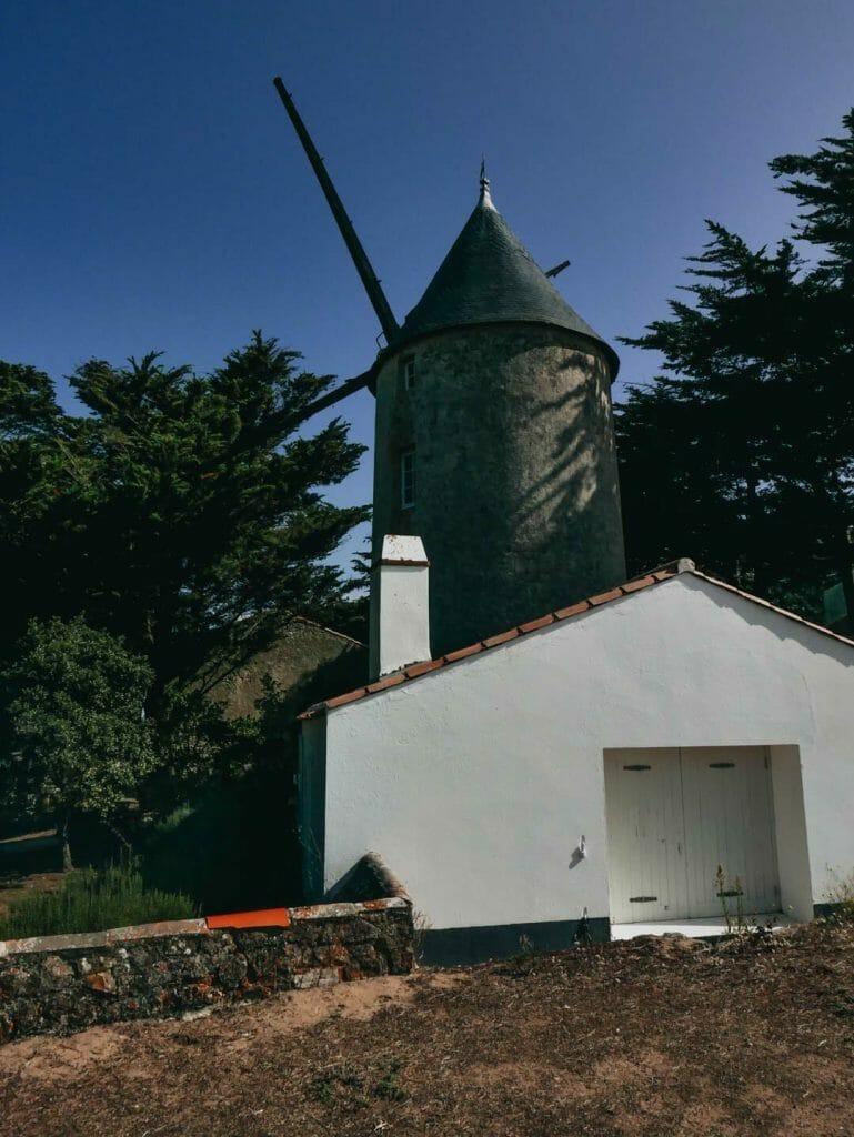 moulin noirmoutier