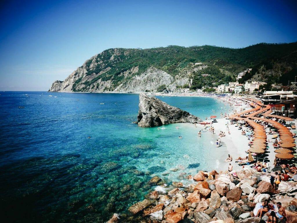 plage Monterrosso al Mare