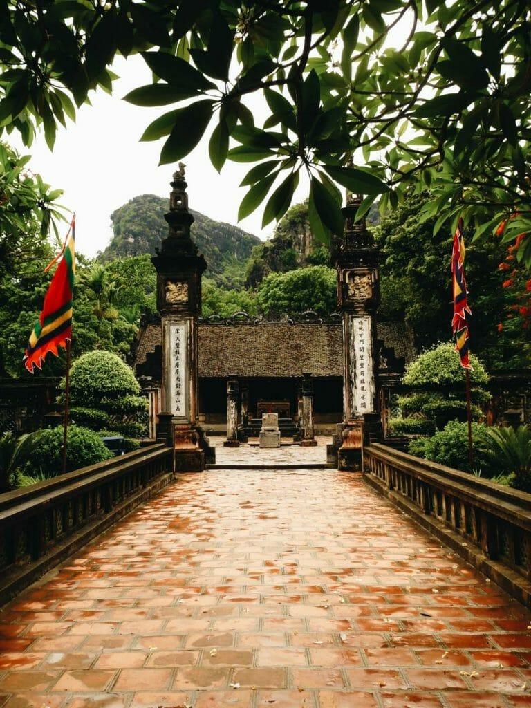 temple Ding Tiên vietnam