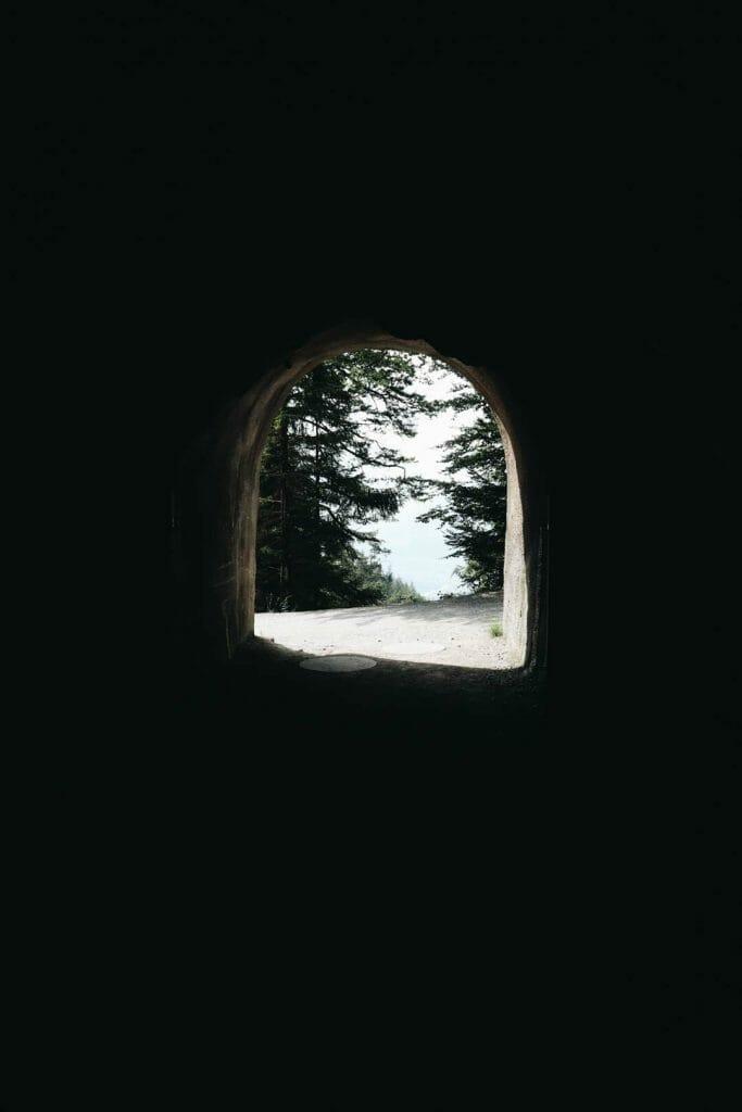 tunnel Eisriesenwelt