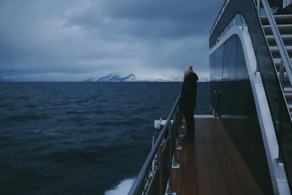 norvège voir des orques
