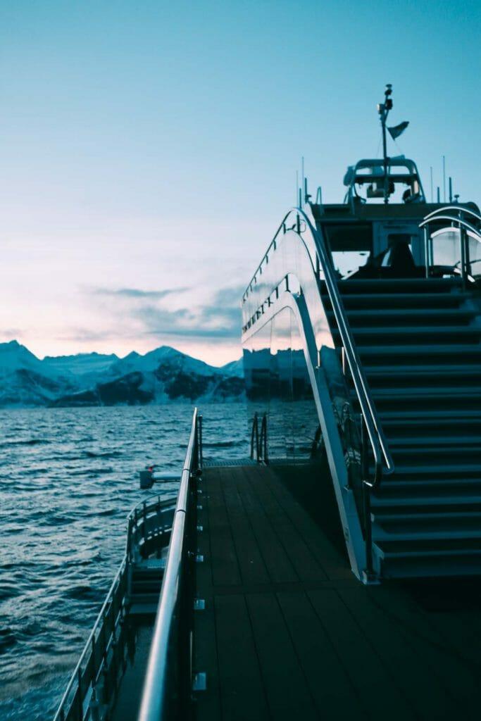 bateau électrique croisière norvège